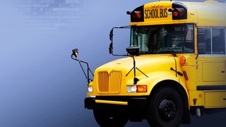 Student injured in Englewood school bus crash