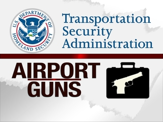 Gun seizures at Tampa Int'l Airport on the rise