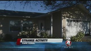 Neighbor help spot squatters