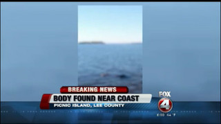 Body found near Picnic Island