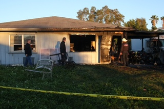 San Carlos Park home destroyed by fire