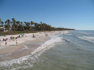Naples tops list of best beach towns in America