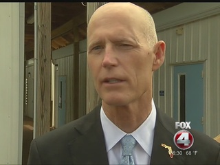 Governor talks Zika in Collier County