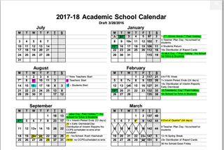 ... 2016 2017 District Calendar   Robert E. Lee High School. Updated: ...