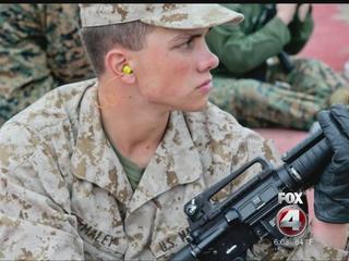 Marine Corps blames pilot error for deadly crash