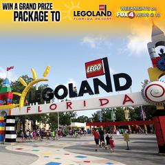 Fox 4 Legoland Sweepstakes 2016