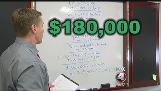 Lee Sheriff charges Fox4 nearly $200k