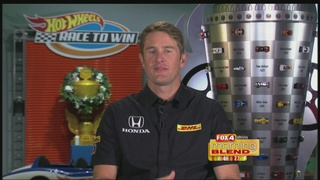 Hot Wheels Indy 500 With Ryan Hunter-Reay 5/23