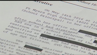 Policy changes amid sex scandal at South Fort...