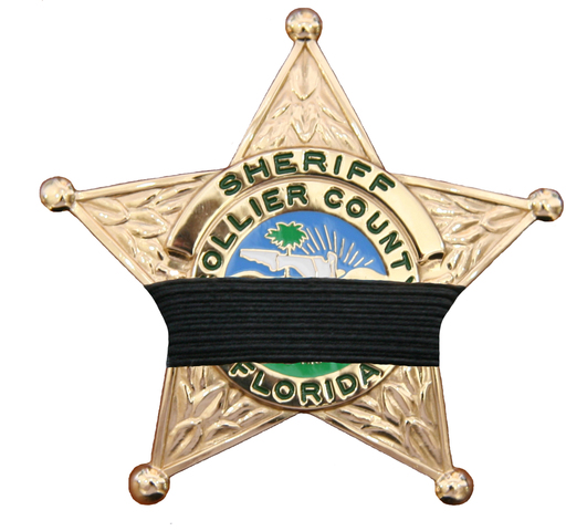 Collier Corrections corporal dies in crash