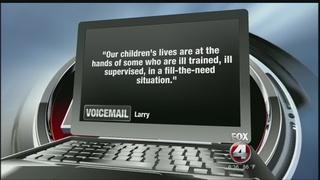 Viewer's Voice: School bus driver watches videos