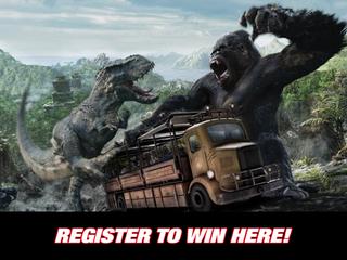 King Kong roars into Universal Orlando Resorts