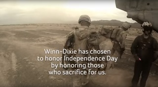 Winn-Dixie pledges July 4th profits to veterans