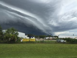 Photos: Weekend storms in SWFL -- July 16 & 17
