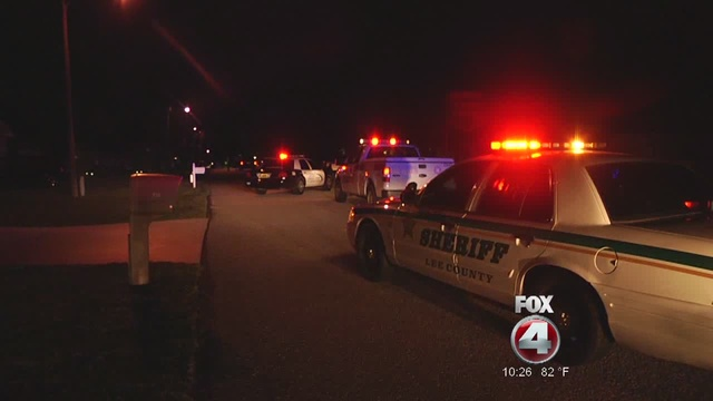 Death investigation after home expolsion in Cape
