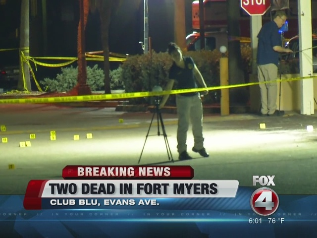 Deadly overnight shootings in Fort Myers - 6am update