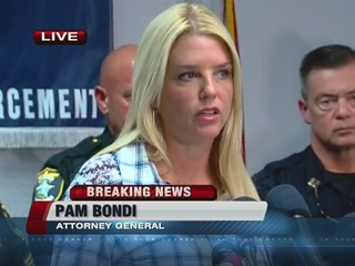 Pam Bondi named to Trump's transition team