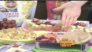 Back to School Nutrition 7/27/16