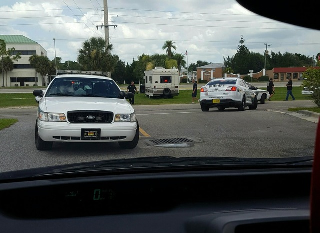 Police investigating a death in Port Charlotte
