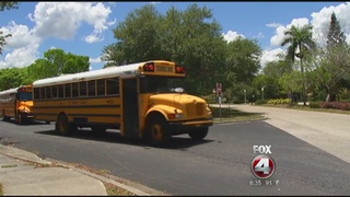 Bus driver shortage addressed in one district