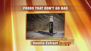 Foods that Don't Go Bad 8/25/16