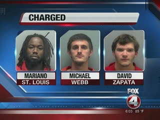 3 arrested in connection with Cape homicide
