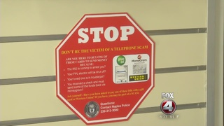 Naples Police warn of IRS and FPL scams