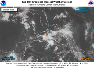 Invest 99L Remains Weak Minimal Impacts to SWFL