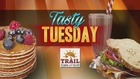 Trail Cafe & Grill 8/30/16