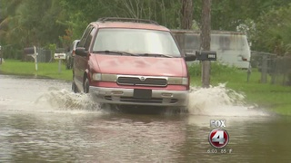 Flooded street to get stormwater fix
