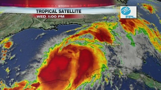 Tropical Storm Hermine has formed in Gulf