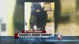 Masked gunmen target Palm Beach Blvd businesses