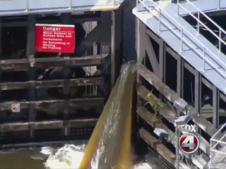 More water to flow into Caloosahatchee river