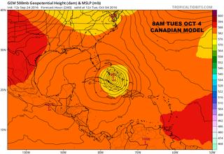TROPICS: Tropical Threat To Begin October?