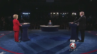SWFL reacts to Clinton-Trump debate