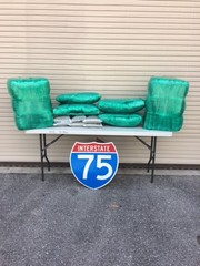 Traffic infractions leads to drug arrests on I75