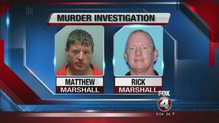 Jury finds Matthew Marshall guilty of murder