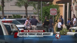 11-y/o arrested for calling in fake gun threat