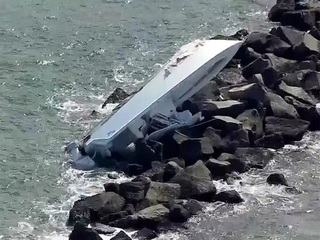 Coast Guard to look at jetty in Fernandez crash