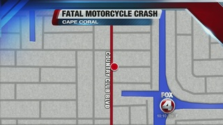 Man dies after Cape Coral scooter crash