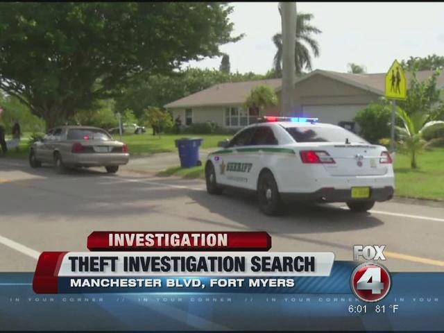 Search locks down Tanglewood Elementary School
