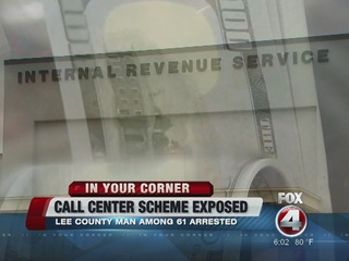 Nationwide Call Center Scam Tied to SWFL
