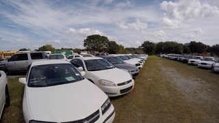 Fla. governent selling cars with active recalls