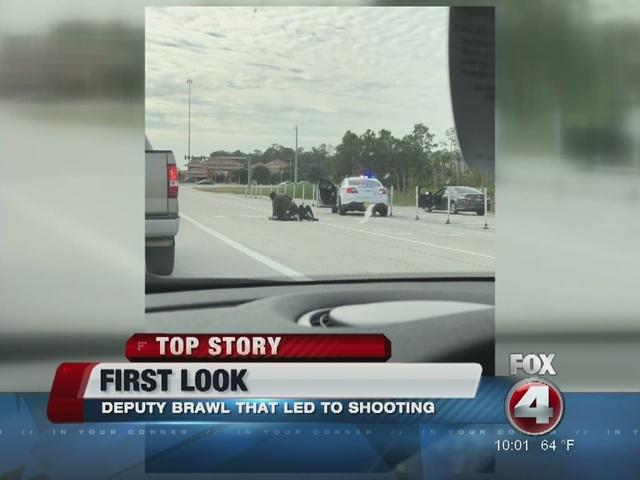 Sheriff's Office confirms a Good Samaritan aided deputy in ...
