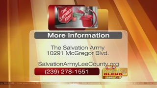 The Salvation Army's Red Kettle Campaign