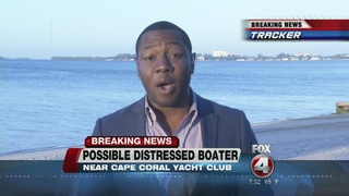 Search for distressed boater called off