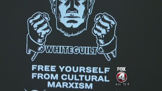 Racially-charged message seen at FGCU