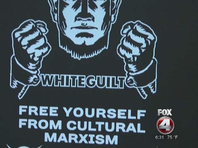 White Supremacist Flyer at FGCU