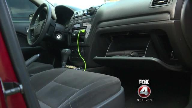 Car Burglars Raid Lehigh Acres