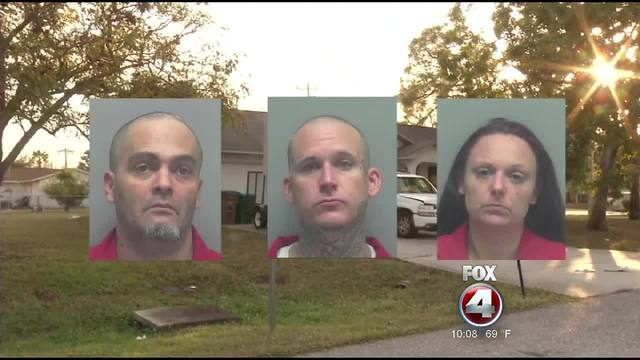 Heroin bust was second raid at Cape home